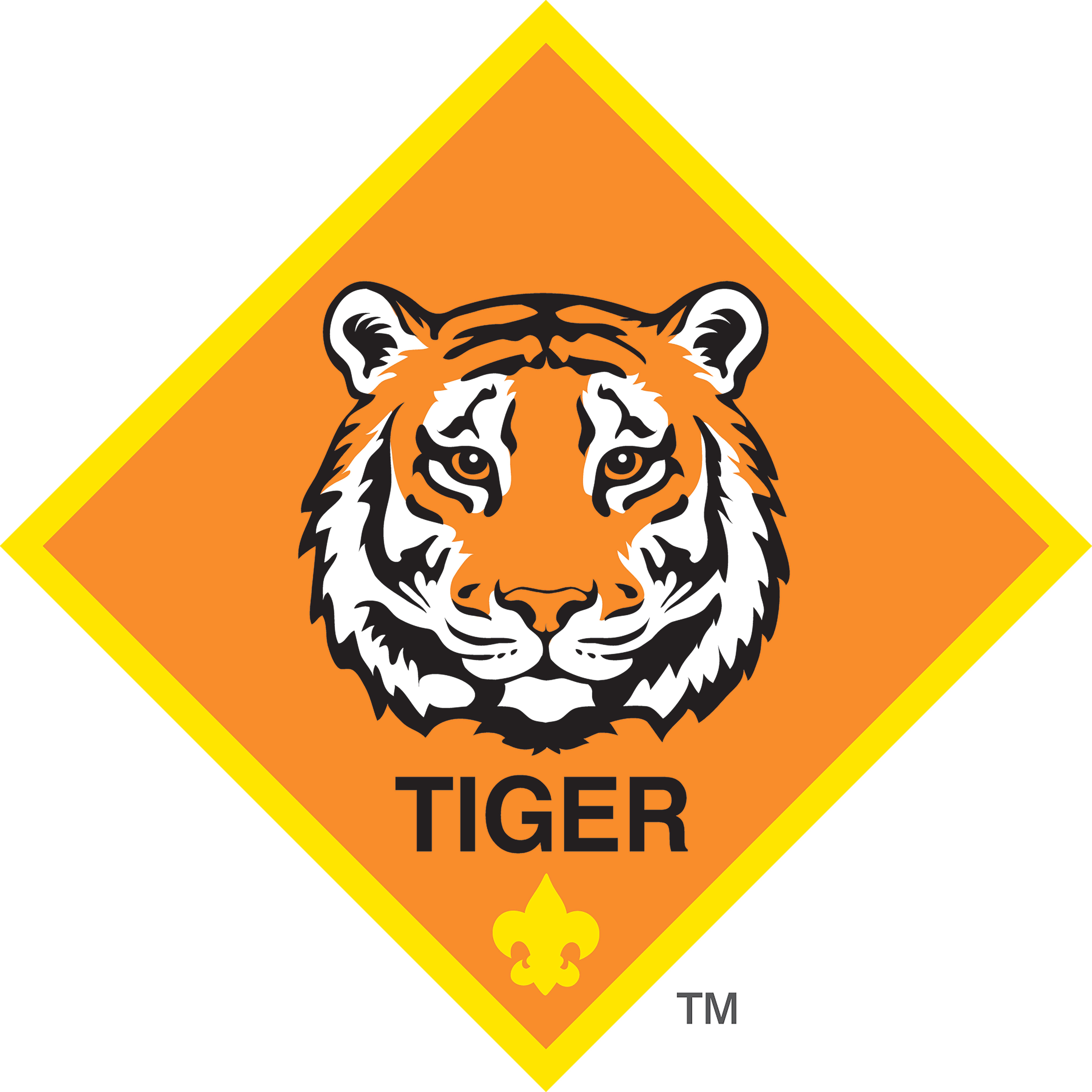 Tiger Badge – PACK 24